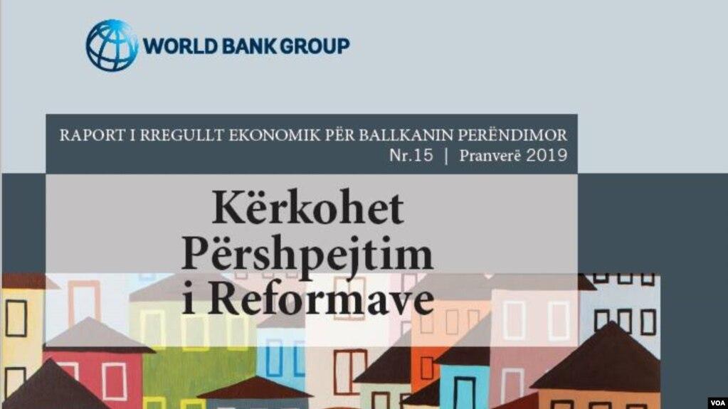 BB për Kosovën: rritja ekonomike më 2019, 4.4 për qind – por pak vende pune