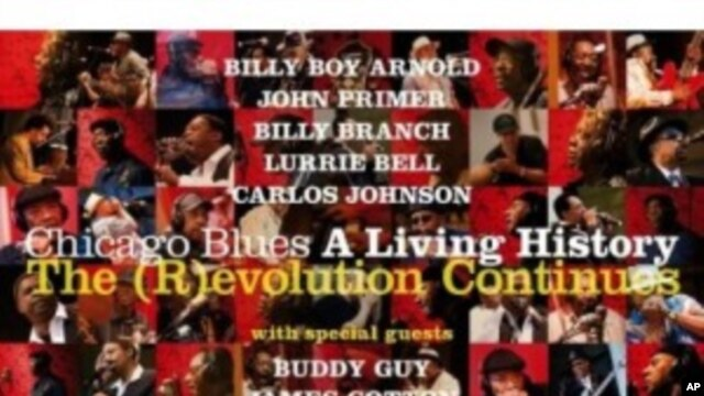 The Revolution Continues on Chicago Blues Tribute Album