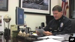 洛杉磯警局反恐與特勤署副署長邁克爾 .道寧