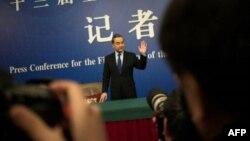 Le ministre chinois des Affaires étrangères, Wang Yi, le 8 mars 2018, à Pékin.