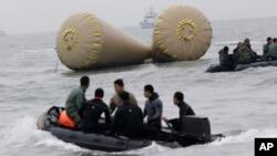 Công tố viên Nam Triều Tiên nói một phó thuyền trưởng phụ trách an toàn lần đầu tiên được giao lái chiếc phà định mệnh đi qua một thủy lộ nguy hiểm.