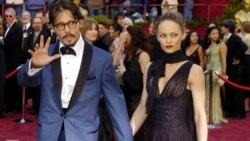 Vanessa Paradis y Johnny Depp empezaron su relación en junio de 1998.
