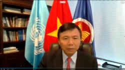 လုံခြုံရေးကောင်စီအလှည့်ကျဥက္ကဋ္ဌနဲ့ အရပ်ဘက်လူမှုအဖွဲ့အစည်းတွေ မြန်မာ့အရေး အွန်လိုင်းက ဆွေးနွေး
