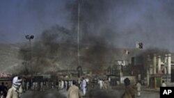 بلوچستان: مسافر گاڑی پر فائرنگ سے دو ہلاک