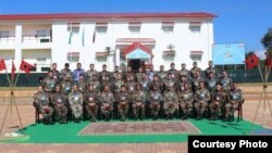 အိႏၵိယနဲ႔ ျမန္မာစစ္တပ္အၾကားပထမဦးဆုံး ပူးတြဲ စစ္ေရးေလ့က်င့္မႈ (India National Defense Bureau)