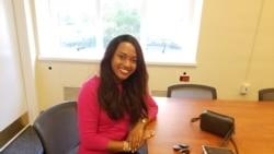 Neema Olory mshindi wa pili wa Miss Tanzania USA 2017