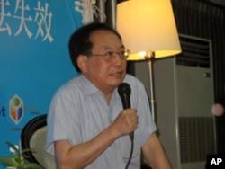 台湾中研院社会科学研究所副研究员钱永祥