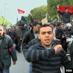 Demonstranti u Egiptu