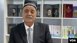 Abduvohid Xudoyberdiyev. Samarqand Davlat Universiteti dotsenti, filologiya fanlari nomzodi
