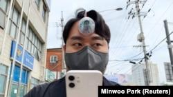 """Inventor sul-coreano Paeng Min-wook criou o """"O Terceiro Olho"""""""
