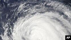 میکسیکو کے قریب رواں سال کا پہلا سمندری طوفان