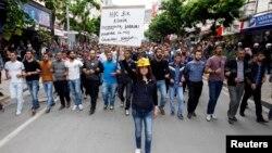 Soma'daki protestolar