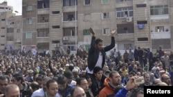 Port Said, Misr, 28-yanvar, 2013
