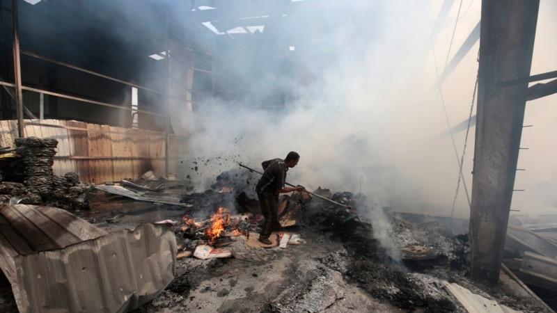 Saudi Coalition Airstrike Hits MSF Hospital in Northern Yemen