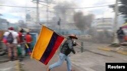 Un informe de la Alta Comisionada para los derechos humanos de la ONU, Michelle Bachelet, ha concluido que hubo innecesario uso de la fuerza contra las protestas en Ecuador, así como actos de vandalismo por parte de manifestantes y pidió a todos sus actor