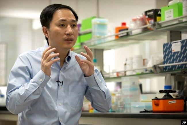 Çinli doktor He Jiankui dünyanın ilk genetiği değiştirilmiş bebeğinin doğumuna katkıda bulunduğunu açıklamıştı.
