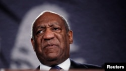 FILE - Comedian Bill Cosby is seen in an April 6, 2011, photo.