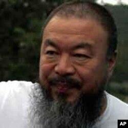 Dissident Chinese artist Ai Weiwei.