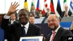 Docteur Denis Mukwege, Prix Sakharov 2014