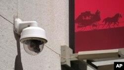 Камера безпеки в фінансовому районі Сан-Франциско, травень 2019 року
