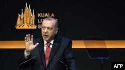 ترکی کے صدر رجب طیب ایردوان (فائل فوٹو)