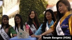 Miss Himalaya contestants