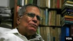 Oscar Espinosa Chepe dijo que la agricultura en Cuba en general está destruida.