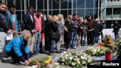 Germanwings kaza kurbanlarının anıldığı Köln'deki tören