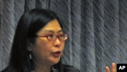 賴幸媛在立法院說明第六次江陳會進程