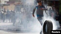 Sukobi tokom protesta u Hebronu