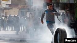 Protesti u Hebronu, na Zapadnoj obali