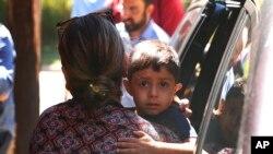 Dete iz Hondurasa
