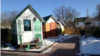 Activists Work to End Homelessness One Tiny House at a Time