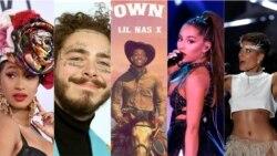Top Ten Americano: Lil Nas X continua na liderança