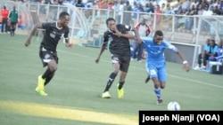 Tsholotsho FC vs. Dynamos