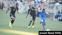 FILE: Tsholotsho FC vs. Dynamos