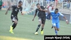 Tsholotsho FC vs Dynamos.