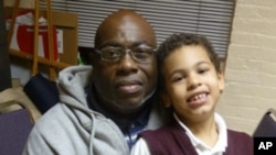 Charles Smith and his son, Cie-Jay, are overcoming a series of traumatic personal setbacks.