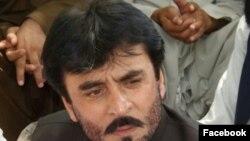 د نوي سیاسي ګوند بلوچستان عوامي پارټۍ وژل شوی کاندید سراج رییساني