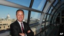 Steve Green, fundador del Museo de la Biblia en Washingotn, D.C.