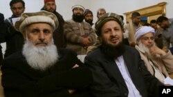 اعضای کمیتۀ معرفی شده از سوی طالبان