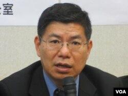 台湾大学公共卫生学院副院长詹长权