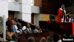 Procès contre Simone Gbagbo dans la Cour d'assise d'Abidjan