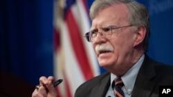 Ông John Bolton có lời lẽ cứng rắn với Tổng thống Venezuela Nicholas Maduro