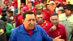 Maduro y Capriles en campaña eléctoral.