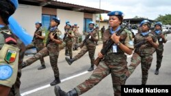 Peacekeeping - UNOCI
