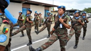 Peacekeeping - UNOCI