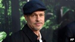 """Lo que más entusiasmó a Pitt fue hablar de """"War Machine"""" y las pasiones detrás de la película."""