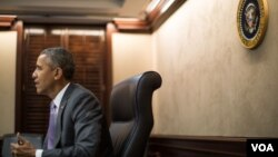 Барак Обама Фото: Пита Сузы