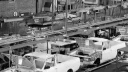 کاهش شدید تولید خودرو در ایران